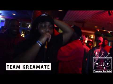 Team Kreamate NAA 1 (Live Performance)