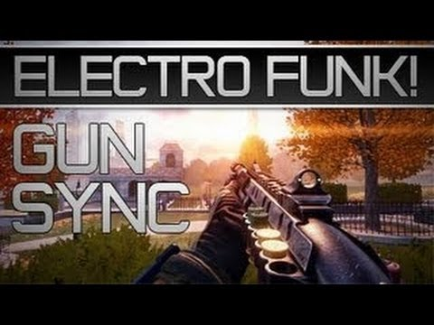 Black Ops 2 Gun Sync: Electro Funk!