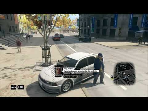Watch Dogs: Tudo sobre carros! Garagem, atirar de dentro do carro, Tunning :)
