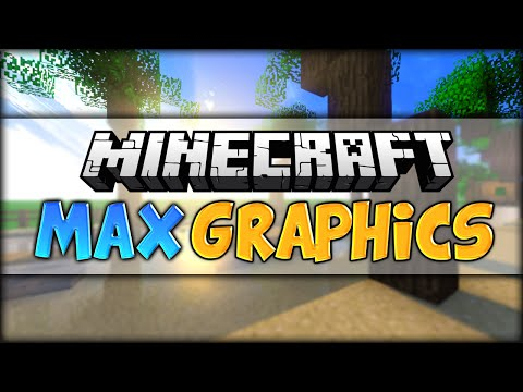 MINECRAFT ON MAXIMUM GRAPHICS HIGH DEFINITION 60FPS (Parkour Gameplay with Shaders Mod 1.8)