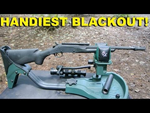 Handiest Blackout! Advanced Armament's 300 BLK Handi Rifle