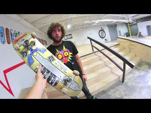 You Must Skate Tech Everywhere!