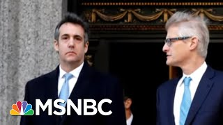 Rep. Eric Swalwell Reacts To Report Trump Told His Lawyer To Lie To Congress   The Last Word   MSNBC