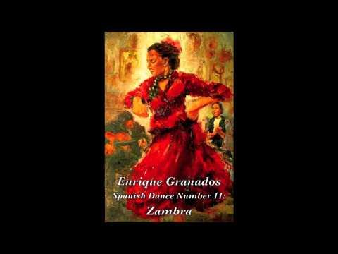 Гранадос Энрике - Spanish Dance No11 Zambra