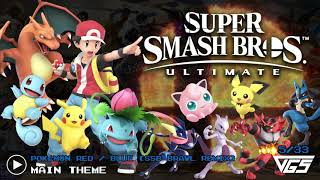 All Pokémon Songs Super Smash Bros Ultimate Ost 33 Tracks