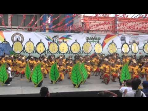 Holy Cross of Calinan - Indak-Indak sa Kadalanan 2013 champion (Davao-based category)