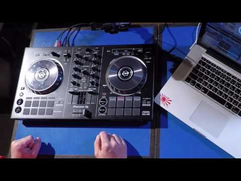 Pioneer DJ 「DDJ-RB」の機能を実演でご紹介します!