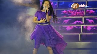 Karla Herrarte - My Hearth Will Go On (TITANIC) | Concierto 2 - Academia Kids lala 2