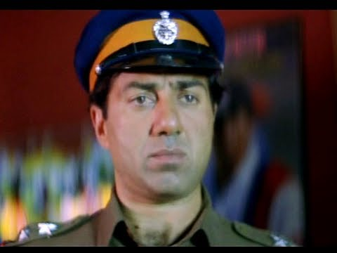 Sunny Deol Identify The Face Of The Killer - Champion Movie - Hindi Hit Movie video
