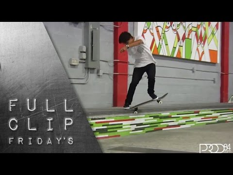 Oscar Meza - Full Clip Friday