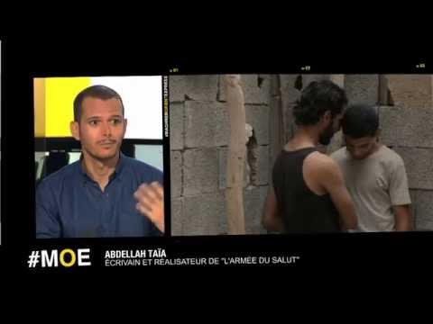 """VIDEO Abdellah Taïa : """"Je voulais que l"""