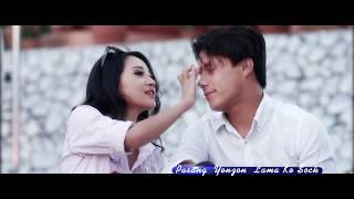 AADHA ROGI | RAJU LAMA | MONGOLIAN HEART | OFFICIAL VIDEO