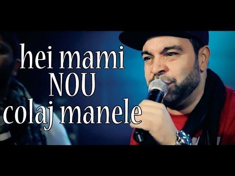 FLORIN SALAM - Hei Mami LIVE HIT (COLAJ MANELE NOU 2015)