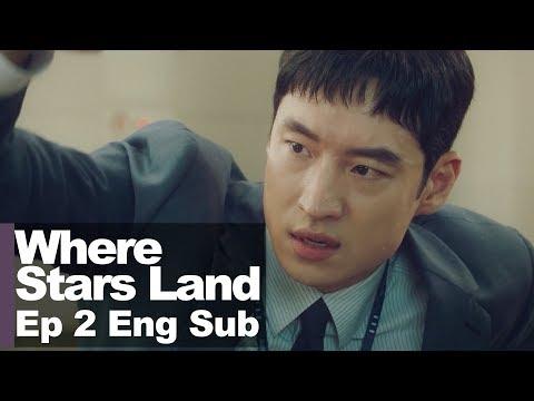 """Chae Soo Bin """"He's that man"""" [Where Stars Land Ep 2]"""