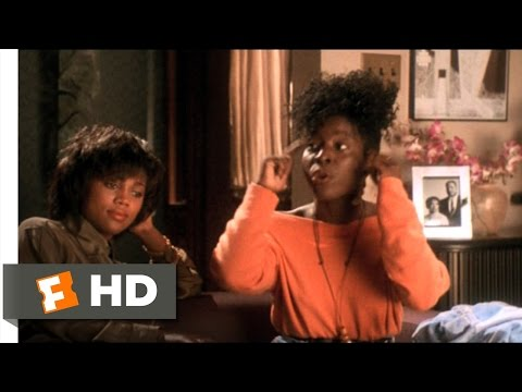 """Jungle Fever (5/10) Movie CLIP - The Art of """"No"""" Theory (1991) HD"""