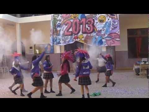 Presentación Indumentaria Colegio de Jesús Promoción 2013