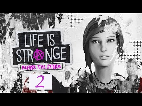 Life is Strange - Before the Storm - 2 - Pc I 1080p I Gameplay I Let's PLay I Cz titulky