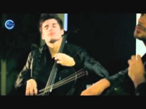 2cellos (sulic & Hauser) - With Or Without You (u2) -- Http:  acervosounds.blogspot video