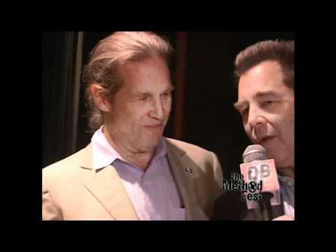JEFF AND BEAU BRIDGES INTERVIEWED BY JOSH LATZER
