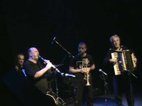 IVO PAPAZOV and his Weding Band (guest PANTELIS STOIKOS)