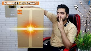 I GOT A MYSTERIOUS BOX FROM XIAOMI !🔥