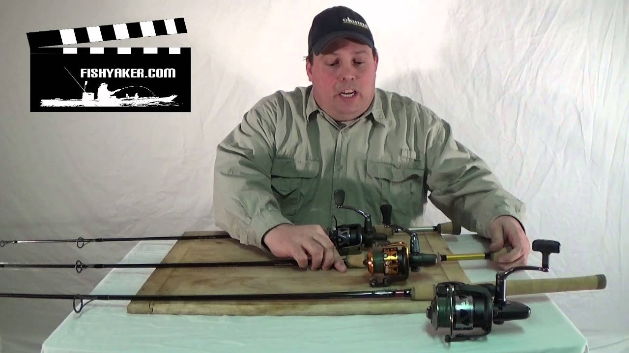 TFO Signature Series Spinning Rods and Okuma Trio Reels  A Great Fishing Rod Combo  Episode 152