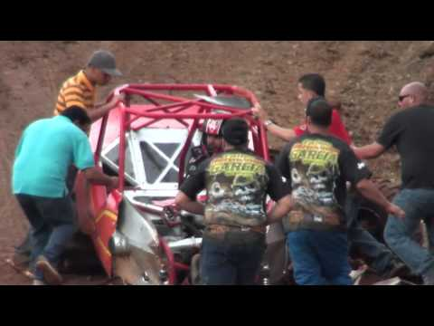 Accidente de Bad Boy en Orocovis Sand Drag 25/9/11