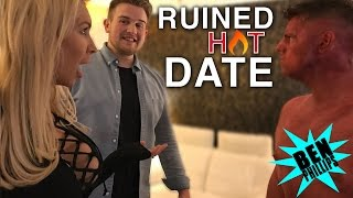 I ruined Elliot's hot date PRANK!