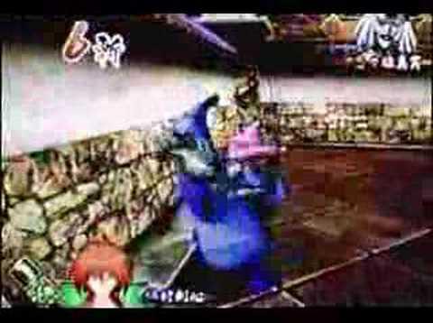 Samurai X (PS2) - Kenshin vs Shishio