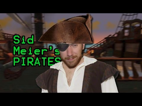 Sid meiers Pirates - AHOY! - Atratzu Reviews
