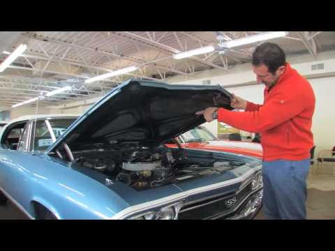 1968 Chevrolet Chevelle SS 396 Convertible for sale with test drive, and walk through video