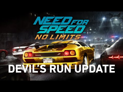 Need For Speed No Limits Devil's Run Update Official Trailer