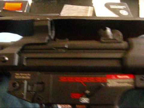 Vector Arms Mp5 Airsoft Echo1 Vector Arms Mp5 a4 Ris
