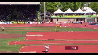 IAAF World Junior Championships 2014 - Men's 4x400 Metres Relay Heat 1