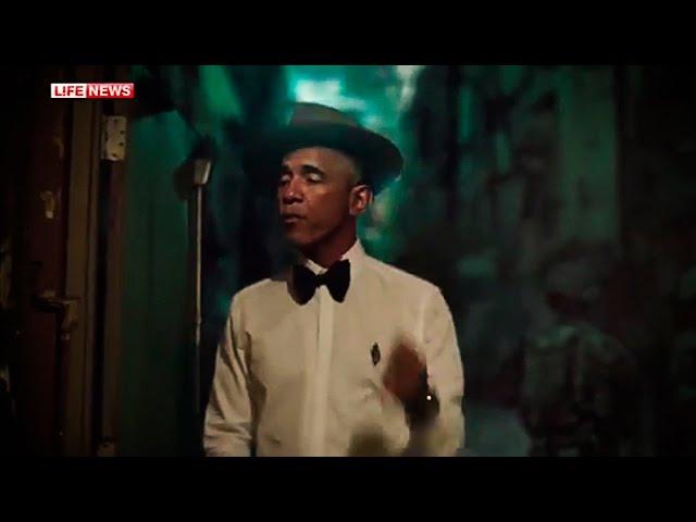 Barack Obama - Happy