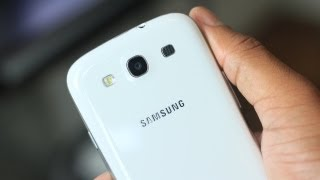 Samsung Galaxy S III Camera Test (1080p)