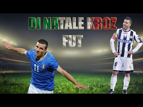 ANTONIO DI NATALE KROZ ULTIMATE TEAM(KARTICE)