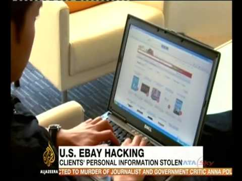 Ebay asks users to change passwords after cyber attack