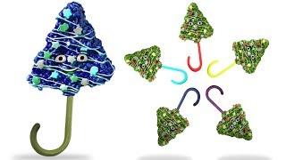 Lollipop Finger Family song Retro Style Lollipop - Children Nursery Rhymes