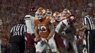 Ben Boulware Clemson Career Highlight