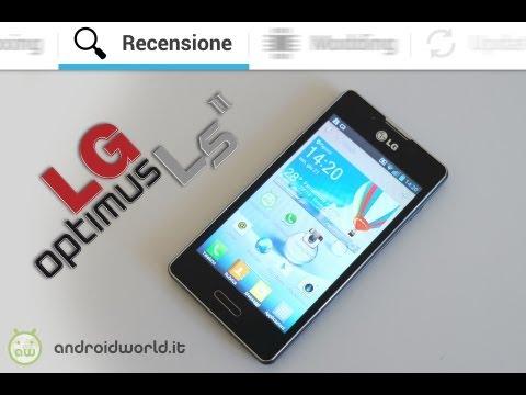 LG Optimus L5 II. recensione completa in italiano by AndroidWorld.it