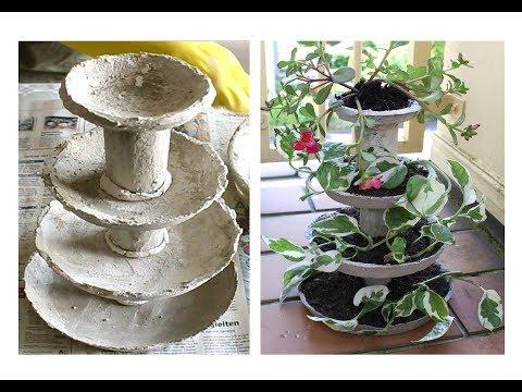 Blumenvase Ideen Für Haus & Garten ! - Flowervase Ideas For Home & Garden !