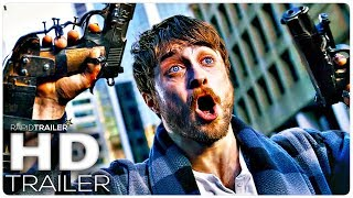 GUNS AKIMBO Official Trailer #2 (2020) Daniel Radcliffe, Samara Weaving Movie HD