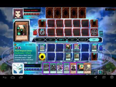Tempest magician FTK 34500 Damage Yu-Gi-Oh! Duel Generation