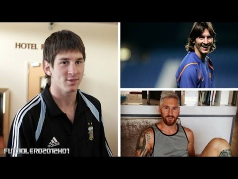 Todos los looks de Leo Messi ◉ BEST REVIEW