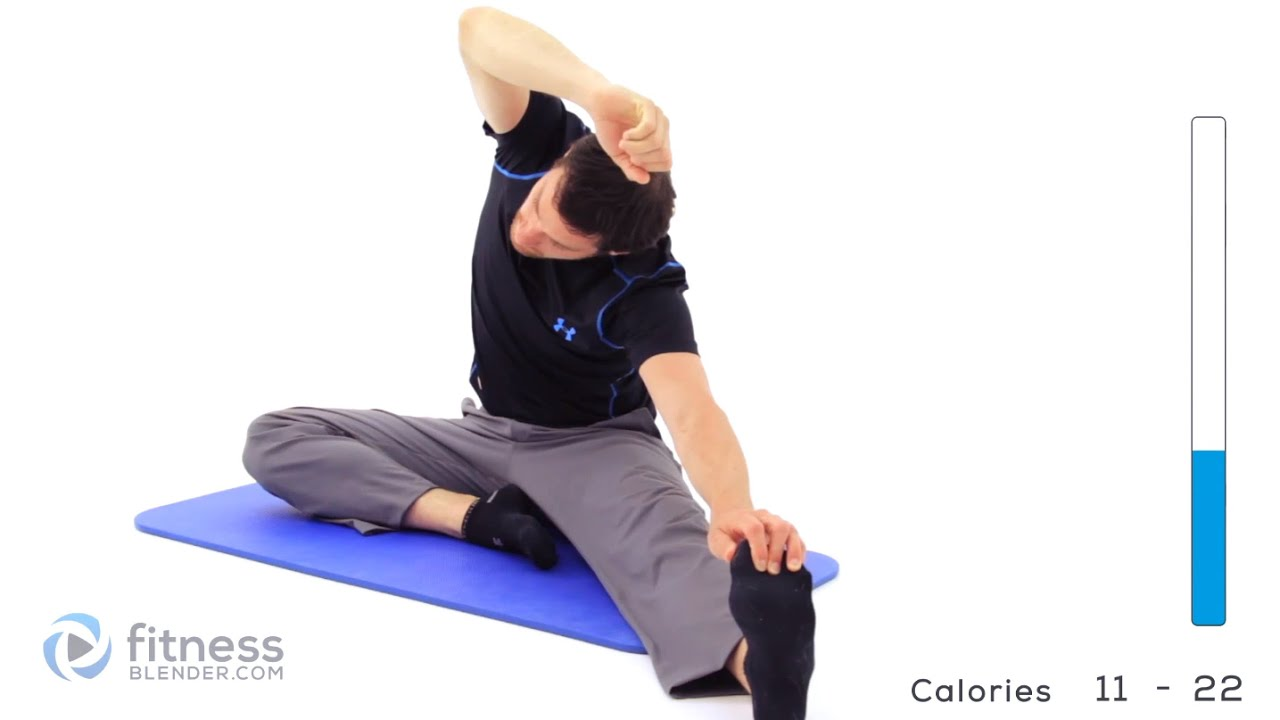 Lower Back Stretch