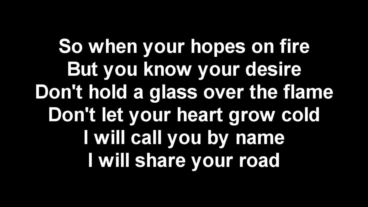 Mumford & Sons - Hopeless Wanderer Lyrics | AZLyrics.com