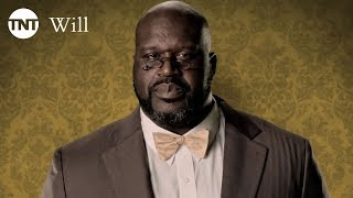 Will: Shaq on Shakespeare - Insults | TNT