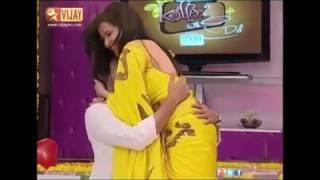 Vijay Tv Anchor Dhivya Dharshini Sexy Video