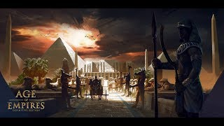 つよぽん農民の冒険 on Age of Empires Definitive Edition [TsuyoFarmerJP]
